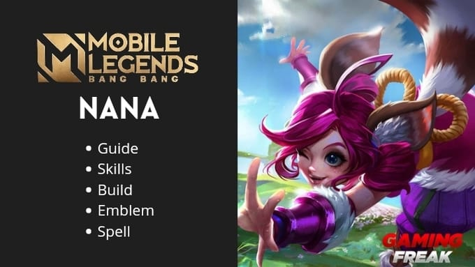 Mobile Legends Nana