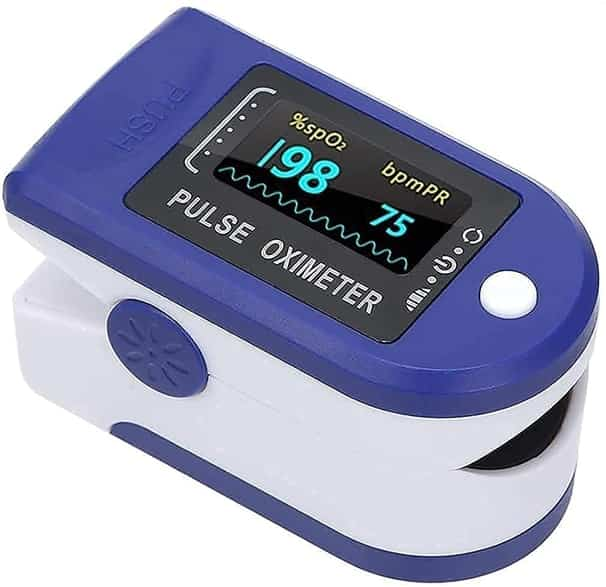 RitEmart Fingertip Pulse Oximeter