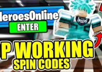 Roblox Heroes Online Codes Updated May 2021 | Codes For Heroes Online