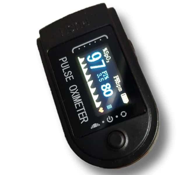 Tamizhanda P-01 Pulse Oximeter