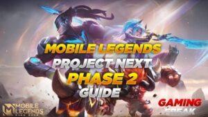 Mobile Legends Projext Next Phase 2