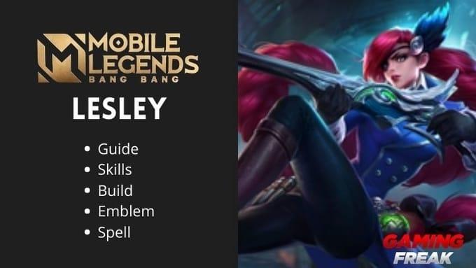 Mobile Legends Lesley