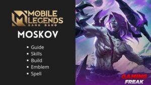 Mobile Legends Moskov