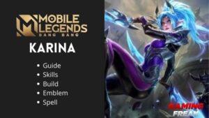 Mobile Legends Karina