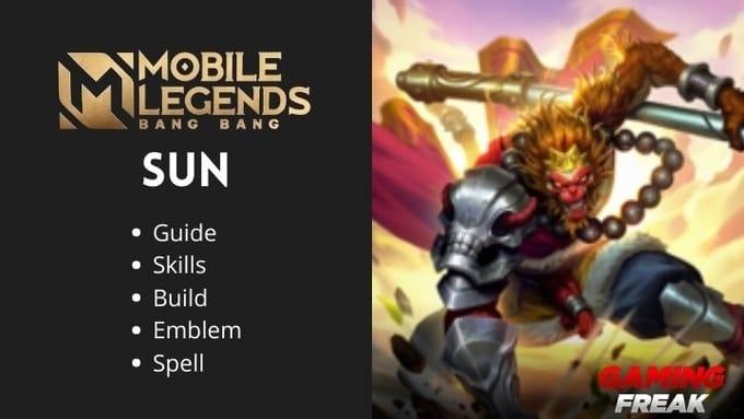 Mobile Legends Sun
