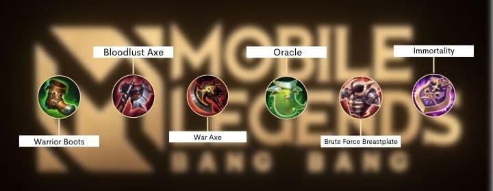 Mobile Legends Martis
