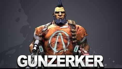 Borderlands 2 Gunzerker