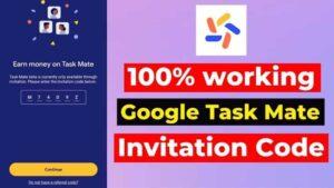 Free Google Task Mate Referral Code