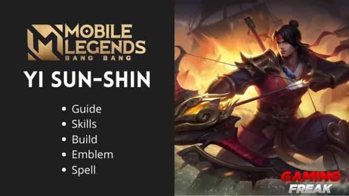 Mobile Legends Yi Sun-Shin