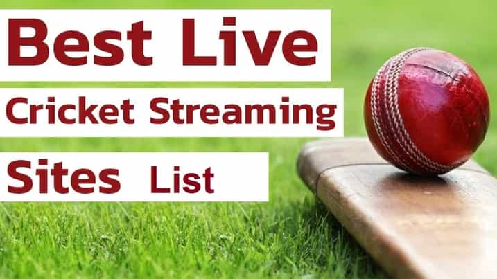 Top 8 Best Live Cricket Streaming Sites List
