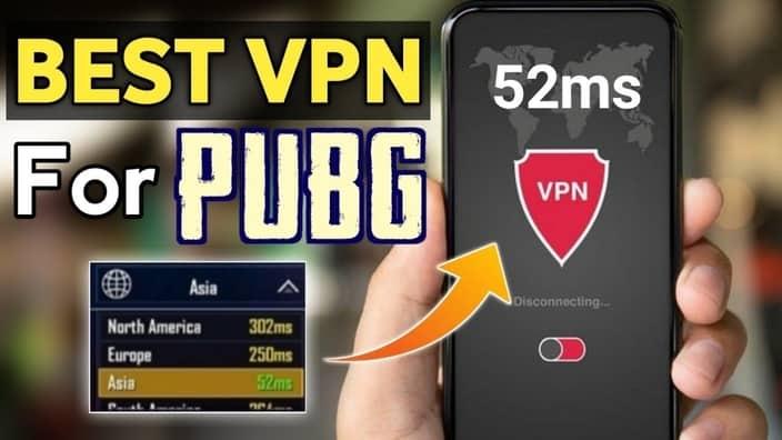 Best VPN for PUBG India in 2021