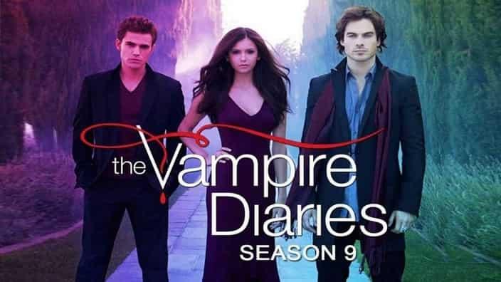 Everything About Vampire Diaries Season 9